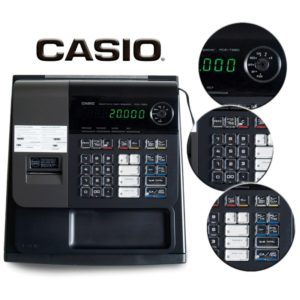 CAJA REGISTRADORA,PCR-T280,CASIO