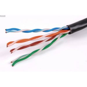 CABLE UTP CATEGORIA 5 (100 MTS) INT.