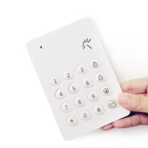 Teclado independiente inalámbrico para Alarma G5 de Chuango