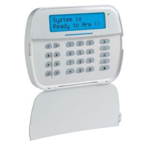 TECLADO CABLEADO LCD ALFANUMÉRICO CON TRANSCEPTOR 915MHZ, HS2LCDRFP9