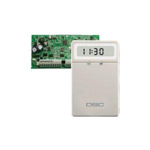 KIT PANEL PC1832 Y TECLADO LCD5511 CABLEADO,PC1832CLC11SPA, dsc