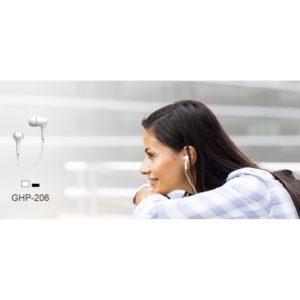 Auriculares Para Celular GHP-206 Genius
