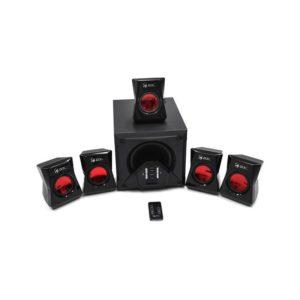Equipo de sonido Para Gamers  Subwoofer 5.1 3500 Genius