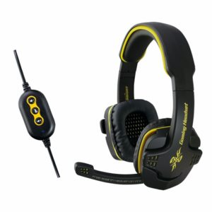 Audifonos Diadema gamer usb omega 7.1 full sonido