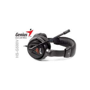 Diadema Gamer Genius Con vibracion HS-G500v
