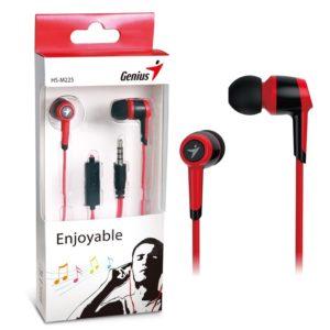 Auriculares Para Celular Con Microfono Genius HS-M225