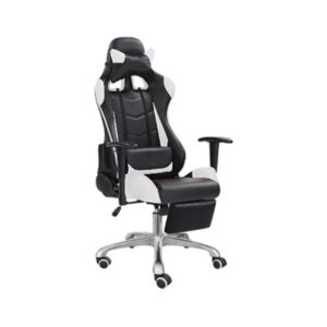 Silla Gamer Pro Gaming Escritorio Alcolchonable Blanco JYX0132