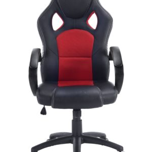 Silla Gamer Para Juegos Alcolchonable Reclinable Gaming Roja LK-8103