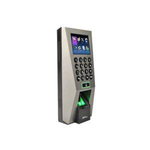 Control Acceso Biometrico Tiempo Asistencia Una Puerta F18
