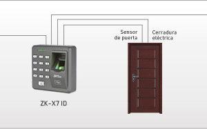 CONTROL DE ACCESO / X7-ID