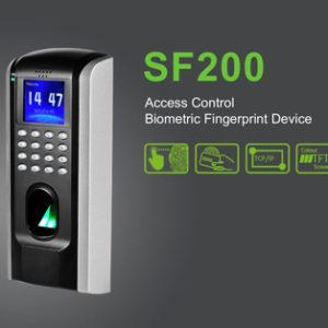 SF200 control de acceso y asistencia huellas y proximidad