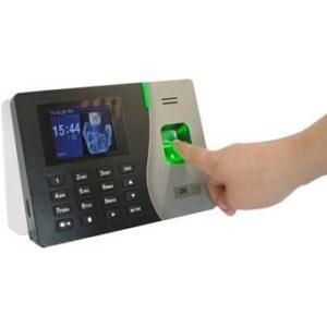 K20 Control de Entrada/Acceso con Huella Digital