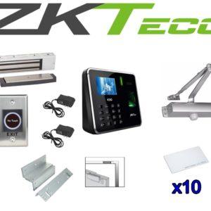 Kit De Control De Acceso Para Puerta Con Brazo Hidraulico