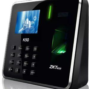 Kit De Control De Acceso Y Asistencia Boton No Touch Full