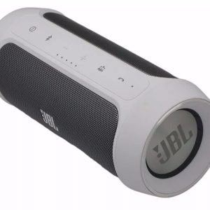 Parlante Jbl 15watts Blanco Bluetooth Original Charge 2