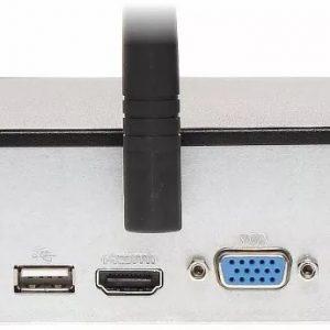 Nvr de 4 Canales Ip Wifi NVR4104HS W S2
