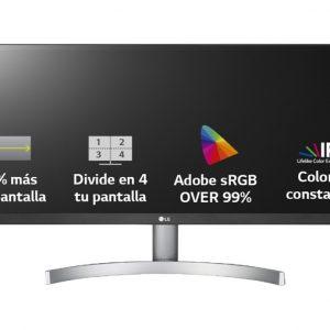 Monitor Ultrawide 29wk600-w De73,66 Cm (29 Pulgadas) 2560×10
