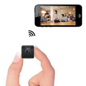 Camara Tipo Cubo Wifi Hd 1mp Original Espia
