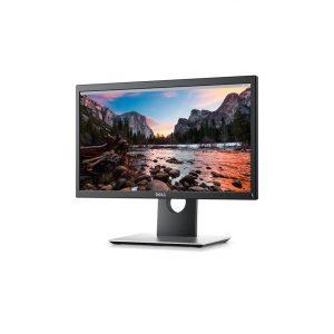 Monitor Dell 20 Pulgadas Negro Hdmi Vga Vesa Negro