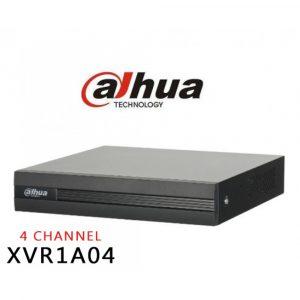 XVR – DVR DE 4 CANALES PENTAHIBRIDO  1080P 2 MEGAPIXELES