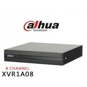 XVR – DVR DE 8 CANALES MARCA DAHUA PENTAHIBRIDO  1080P 2 MEGAPIXELES FULL HD