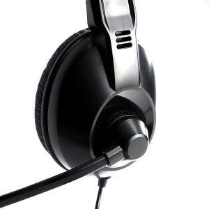 Audifono Diadema Tipo Gamer Sonido Estereo Marca Xtech