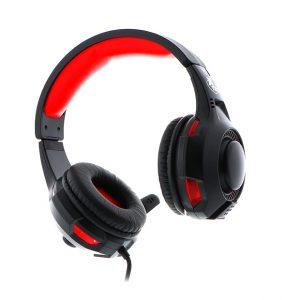 Audífonos Estéreo Iluminados Tipo Gamer Marca Xtech Origina
