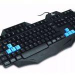 Teclado Tipo Gamer Multimedia Marca Xtech Para Video Juegos