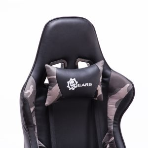 Silla Gamer Gaming Lk-2291 Reclinable Para Video-juegos