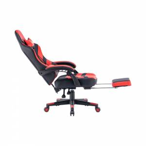 Silla Gamer Gaming Juegos Roja LK-2367 Reclinable Venom Destroyer